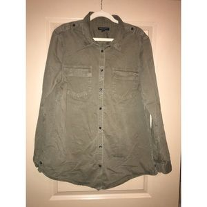 Banana Republic Button Down Top